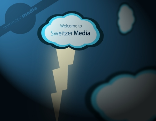 Sweitzer Media Cloud Graphic